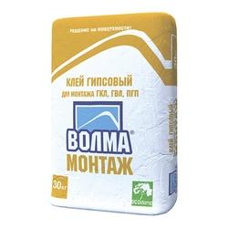 """Клей для ГКЛ  """"Волма-Монтаж"""" 15 кг"""